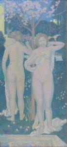 Maurice Denise, Femmes aux lilas ou Nus aux crépuscule