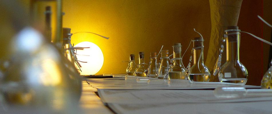Parfumworkshop Duftessenzen