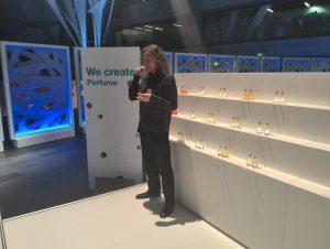Parfumerlebnisse für Gruppen von BASF