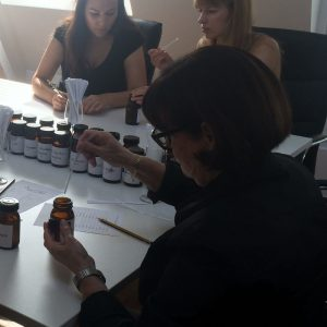 Parfumworkshop in Köln Teilnehmer